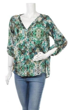 Γυναικεία μπλούζα Zara, Μέγεθος L, Χρώμα Πολύχρωμο, Τιμή 22,27€