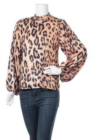 Γυναικεία μπλούζα Zara Trafaluc, Μέγεθος M, Χρώμα Πολύχρωμο, 97% πολυεστέρας, 3% ελαστάνη, Τιμή 20,13€