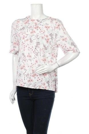 Дамска блуза Zebra, Размер M, Цвят Бял, Вискоза, Цена 18,90лв.