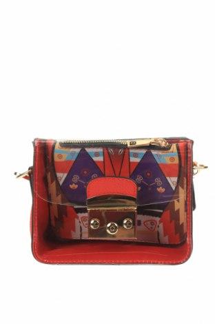 Dámská kabelka , Barva Červená, Eko kůže, polyurethane, Cena  517,00Kč