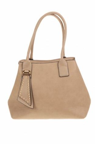 Dámská kabelka , Barva Béžová, Eko kůže, Cena  617,00Kč