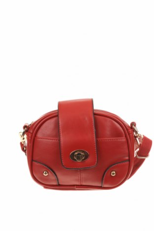 Дамска чанта, Цвят Червен, Еко кожа, Цена 28,93лв.