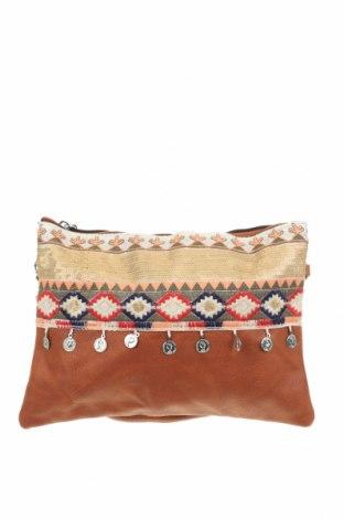 Дамска чанта Bag to bag, Цвят Кафяв, Еко кожа, Цена 29,40лв.