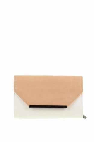 Γυναικεία τσάντα Colette By Colette Hayman, Χρώμα Λευκό, Δερματίνη, Τιμή 19,32€