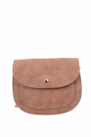 Дамска чанта Cotton On, Цвят Розов, Еко кожа, Цена 28,56лв.