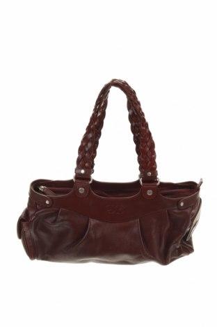 Дамска чанта Escada Sport, Цвят Червен, Естествена кожа, Цена 146,16лв.