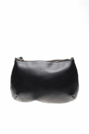 Дамска чанта H&M, Цвят Черен, Еко кожа, Цена 21,00лв.
