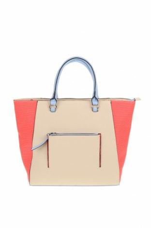 Дамска чанта H&M, Цвят Многоцветен, Еко кожа, Цена 23,94лв.