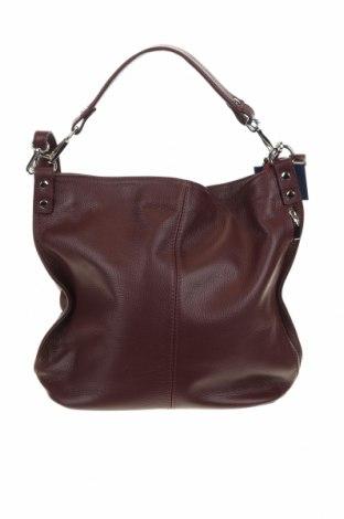 Γυναικεία τσάντα Massimo Castelli, Χρώμα Βιολετί, Γνήσιο δέρμα, Τιμή 138,85€