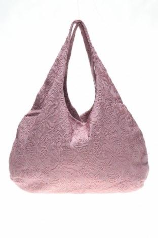 Γυναικεία τσάντα Myrine, Χρώμα Βιολετί, Κλωστοϋφαντουργικά προϊόντα, Τιμή 21,34€