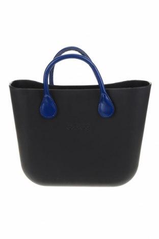 Дамска чанта O bag, Цвят Черен, Полиуретан, Цена 106,58лв.