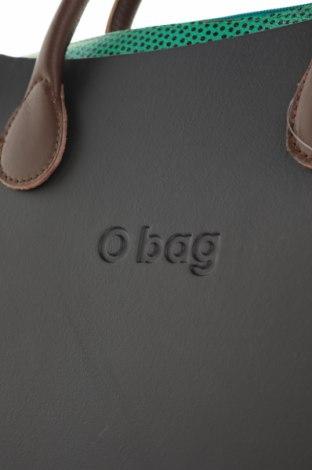 Дамска чанта O bag, Цвят Черен, Полиуретан, Цена 109,50лв.