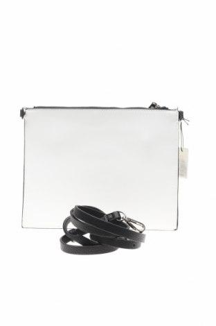 Γυναικεία τσάντα Parfois, Χρώμα Λευκό, Δερματίνη, Τιμή 18,95€