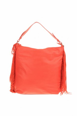 Дамска чанта Sisley, Цвят Червен, Еко кожа, Цена 28,50лв.