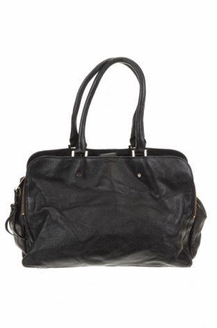 Γυναικεία τσάντα Witchery, Χρώμα Μαύρο, Γνήσιο δέρμα, Τιμή 37,67€