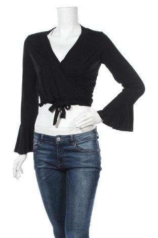 Дамска жилетка, Размер XL, Цвят Черен, 92% вискоза, 8% еластан, Цена 6,62лв.
