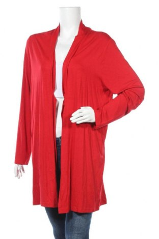 Γυναικεία ζακέτα Bexleys, Μέγεθος XXL, Χρώμα Κόκκινο, 95% βισκόζη, 5% ελαστάνη, Τιμή 18,19€
