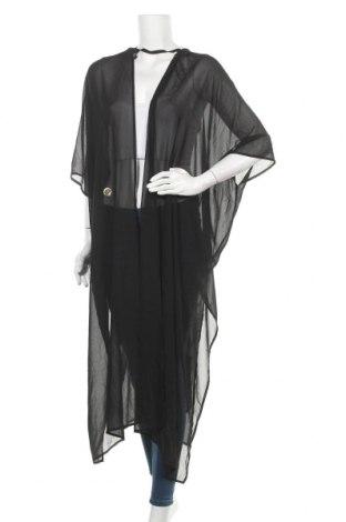 Γυναικεία ζακέτα Biba, Μέγεθος S, Χρώμα Μαύρο, Πολυεστέρας, Τιμή 12,16€
