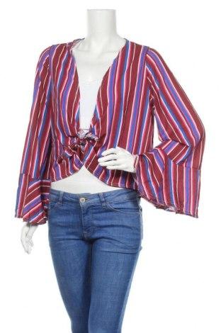 Дамска жилетка Boohoo, Размер XL, Цвят Многоцветен, Полиестер, Цена 6,30лв.
