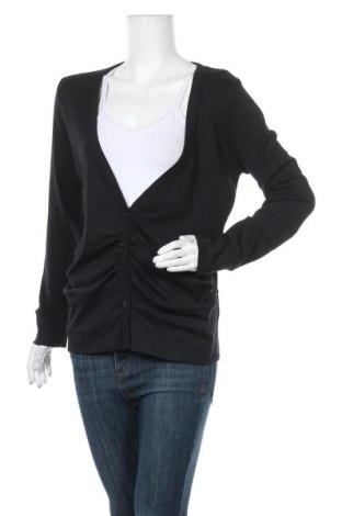Γυναικεία ζακέτα Broadway, Μέγεθος XL, Χρώμα Μαύρο, Βαμβάκι, Τιμή 12,73€