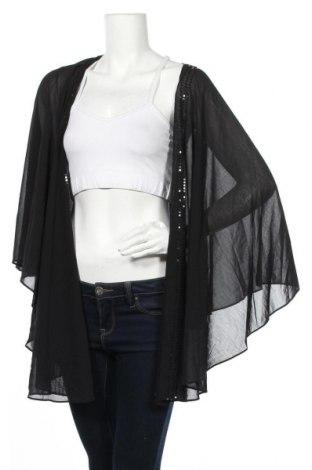 Дамска жилетка Cordelia St, Размер XL, Цвят Черен, Полиестер, Цена 13,86лв.
