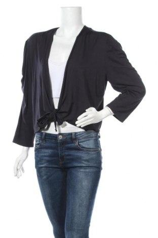 Дамска жилетка Gina Laura, Размер XL, Цвят Син, 96% вискоза, 4% еластан, Цена 6,83лв.