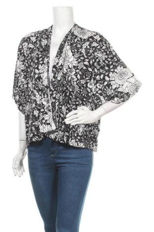 Дамска жилетка H&M, Размер S, Цвят Черен, Вискоза, Цена 9,56лв.