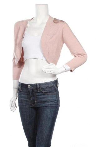 Дамска жилетка Jake*s, Размер M, Цвят Розов, 75% вискоза, 25% полиамид, Цена 40,50лв.