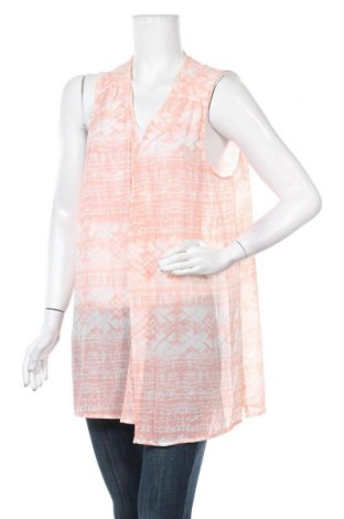 Дамска жилетка Jeanswest, Размер L, Цвят Розов, Полиестер, Цена 6,56лв.
