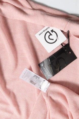 Дамска жилетка Laura Scott, Размер XL, Цвят Розов, 50% вискоза, 50% акрил, Цена 20,06лв.