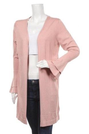 Γυναικεία ζακέτα Laura Scott, Μέγεθος L, Χρώμα Ρόζ , 70% βισκόζη, 30% πολυαμίδη, Τιμή 18,85€