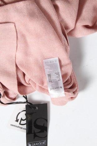 Дамска жилетка Laura Scott, Размер S, Цвят Розов, 50% вискоза, 50% акрил, Цена 20,06лв.
