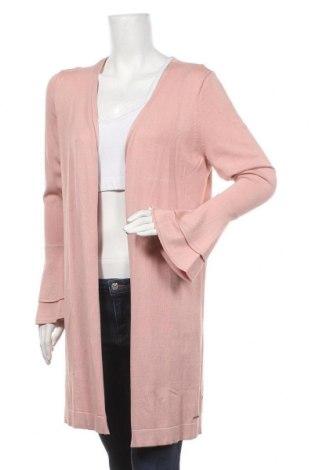 Γυναικεία ζακέτα Laura Scott, Μέγεθος L, Χρώμα Ρόζ , 70% βισκόζη, 30% πολυαμίδη, Τιμή 15,85€