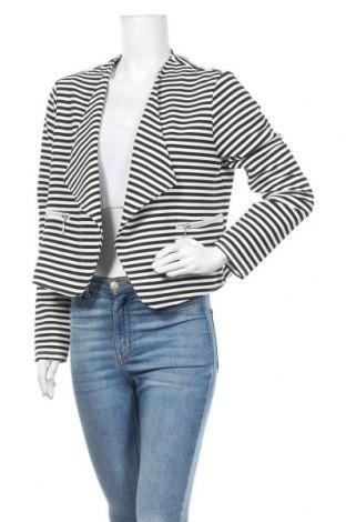 Γυναικεία ζακέτα Laura Torelli, Μέγεθος M, Χρώμα Μαύρο, 97% πολυεστέρας, 3% ελαστάνη, Τιμή 14,19€