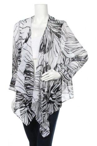 Γυναικεία ζακέτα Liz Jordan, Μέγεθος XL, Χρώμα Γκρί, Πολυεστέρας, Τιμή 7,73€