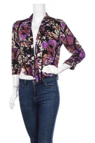 Дамска жилетка Marks & Spencer, Размер L, Цвят Многоцветен, 94% вискоза, 6% еластан, Цена 13,23лв.