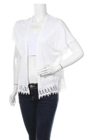 Дамска жилетка Millers, Размер XL, Цвят Бял, Вискоза, памук, Цена 16,80лв.