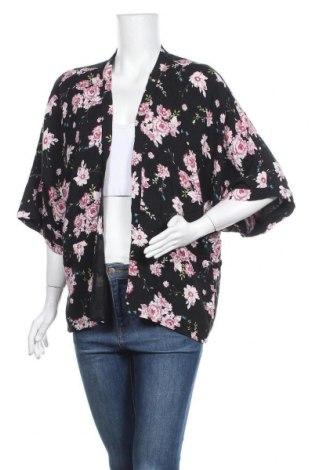 Дамска жилетка Miss Shop, Размер XL, Цвят Многоцветен, Вискоза, Цена 15,02лв.