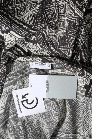 Дамска жилетка Pull&Bear, Размер S, Цвят Бежов, Вискоза, Цена 11,44лв.