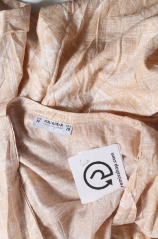 Дамска жилетка Pull&Bear, Размер M, Цвят Бежов, Вискоза, Цена 20,64лв.
