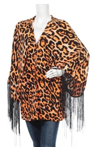 Дамска жилетка Reverse, Размер XL, Цвят Многоцветен, Полиестер, Цена 6,83лв.