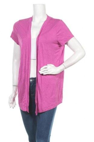 Дамска жилетка Ricki's, Размер L, Цвят Розов, 95% вискоза, 5% еластан, Цена 6,83лв.