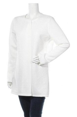 Γυναικεία ζακέτα Sublevel, Μέγεθος XL, Χρώμα Λευκό, 99% πολυεστέρας, 1% ελαστάνη, Τιμή 14,29€