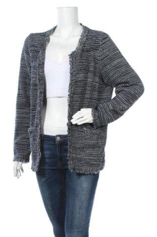Γυναικεία ζακέτα Tchibo, Μέγεθος XL, Χρώμα Μπλέ, Βαμβάκι, Τιμή 18,12€