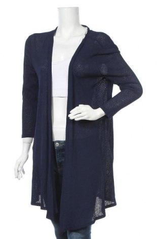 Γυναικεία ζακέτα Temt, Μέγεθος XL, Χρώμα Μπλέ, Πολυεστέρας, Τιμή 18,19€