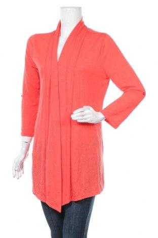 Γυναικεία ζακέτα Temt, Μέγεθος XL, Χρώμα Πορτοκαλί, Πολυεστέρας, βισκόζη, ελαστάνη, Τιμή 12,25€