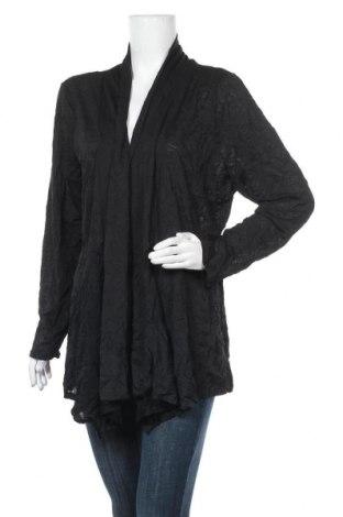 Дамска жилетка W. Lane, Размер XL, Цвят Черен, Полиестер, еластан, Цена 18,43лв.