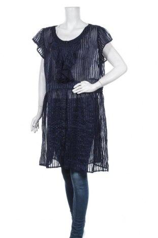 Γυναικείο πουκάμισο ASOS, Μέγεθος XXL, Χρώμα Μπλέ, Τιμή 25,33€