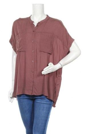 Γυναικείο πουκάμισο Anko, Μέγεθος XL, Χρώμα Ρόζ , Βισκόζη, Τιμή 11,04€