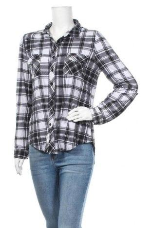 Γυναικείο πουκάμισο Ardene, Μέγεθος L, Χρώμα Λευκό, 95% πολυεστέρας, 5% ελαστάνη, Τιμή 3,86€